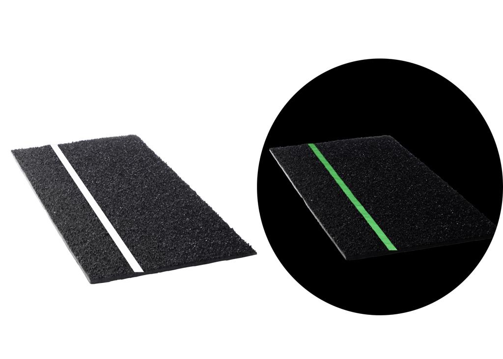 FibreGrip anti-slip flat sheet with LumiGlo